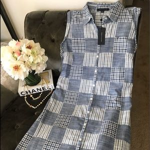 "NWT ""TOMMY HILFIGER"" DRESS SIZE 12"